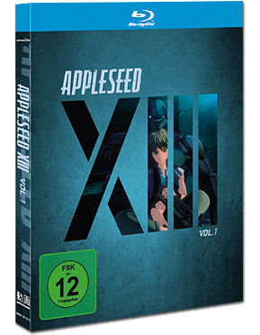 Appleseed XIII Vol. 1 Blu-ray
