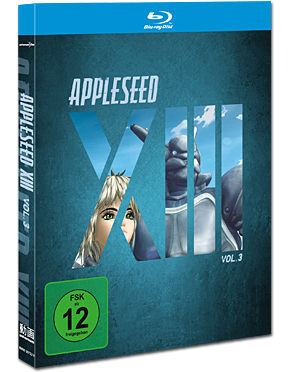 Appleseed XIII Vol. 3 Blu-ray