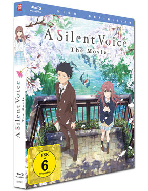 A Silent Voice: The Movie - Deluxe Edition Blu-ray