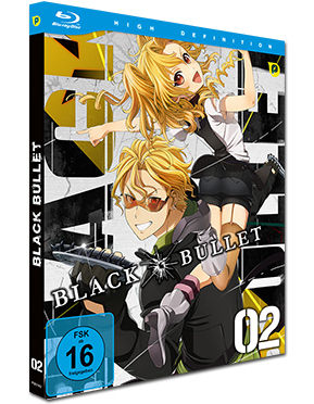 Black Bullet Vol. 2 Blu-ray