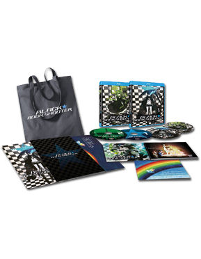 Black Rock Shooter - Insane-Tote-Bag-Edition Blu-ray (2 Discs)
