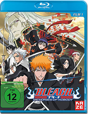 Bleach Movie 1: Memories of Nobody Blu-ray