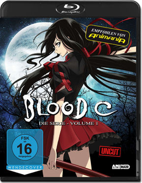 Blood-C Part 1 Blu-ray