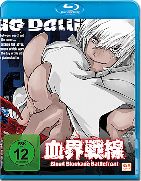 Blood Blockade Battlefront Vol. 2 Blu-ray