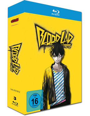 Blood Lad Vol. 1 - Limited Edition (inkl. Schuber) Blu-ray