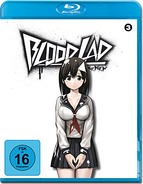 Blood Lad Vol. 3 Blu-ray