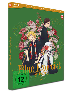 Blue Exorcist: Kyoto Saga Vol. 2 Blu-ray