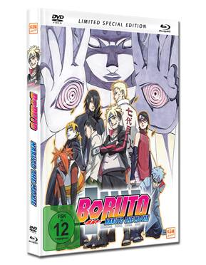 Boruto: Naruto the Movie - Limited Special Edition Blu-ray (2 Discs)