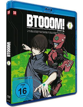 BTOOOM! Vol. 1 Blu-ray