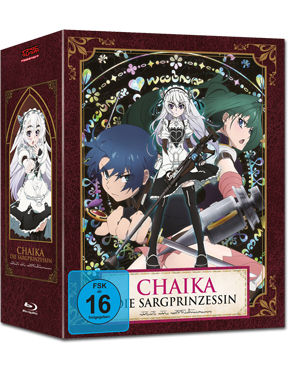 Chaika: Die Sargprinzessin Vol. 1 - Limited Edition (inkl. Schuber) Blu-ray
