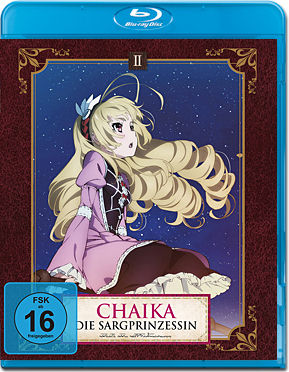 Chaika: Die Sargprinzessin Vol. 2 Blu-ray