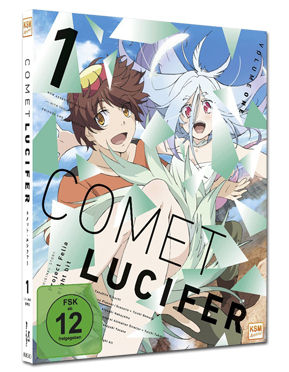 Comet Lucifer Vol. 1 Blu-ray
