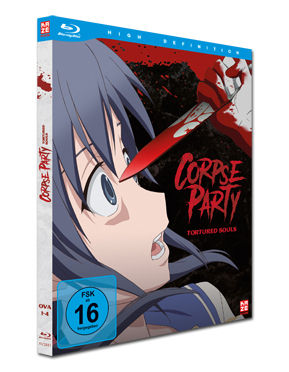 Corpse Party: Tortured Souls Blu-ray