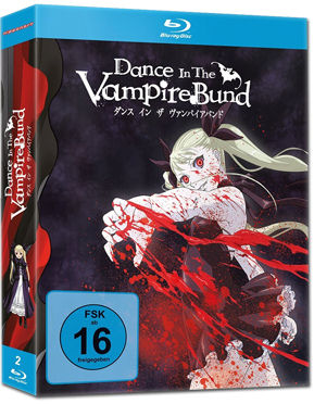 Dance in the Vampire Bund - Gesamtausgabe Blu-ray (2 Discs)
