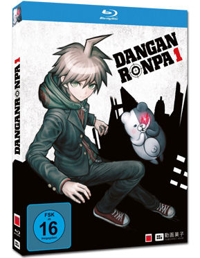 DanganRonpa Vol. 1 Blu-ray