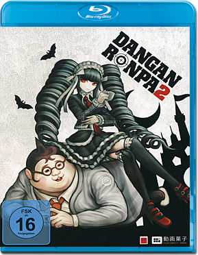 DanganRonpa Vol. 2 Blu-ray