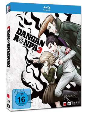 DanganRonpa Vol. 3 Blu-ray