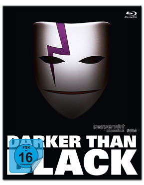 Darker than Black - Gesamtausgabe Blu-ray (4 Discs)