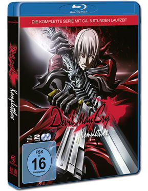 Devil May Cry - Komplettbox Blu-ray (2 Discs)