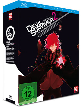 Devil Survivor 2 Vol. 1 (inkl. Schuber) Blu-ray