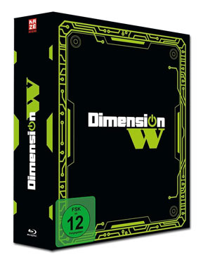 Dimension W Vol. 1 - Limited Edition (inkl. Schuber) Blu-ray