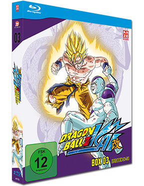 Dragonball Z Kai Box 03 Blu-ray (2 Discs)