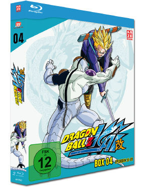 Dragonball Z Kai Box 04 Blu-ray (2 Discs)