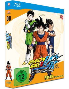 Dragonball Z Kai Box 08 Blu-ray (2 Discs)