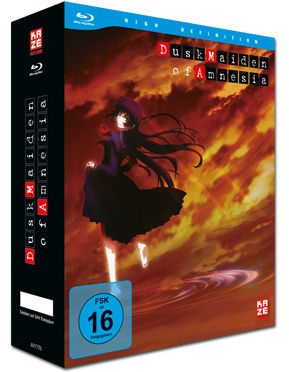 Dusk Maiden of Amnesia Vol. 1 - Limited Edition (inkl. Schuber) Blu-ray