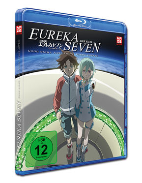 Eureka Seven - The Movie: Good Night, Sleep Tight, Young Lovers Blu-ray