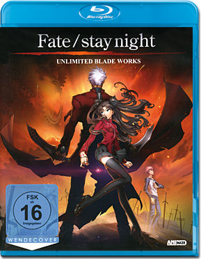 Fate/stay night Blu-ray