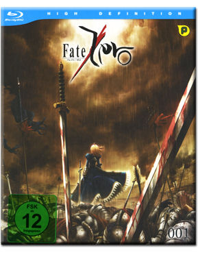 Fate/Zero Vol. 1 Blu-ray