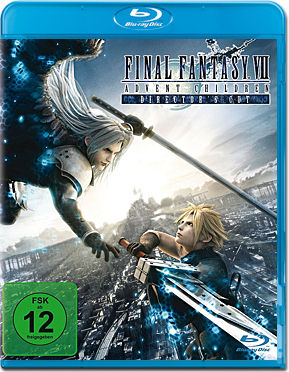 Final Fantasy 7: Advent Children - Director's Cut Blu-ray
