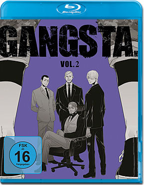 Gangsta. Vol. 2 Blu-ray