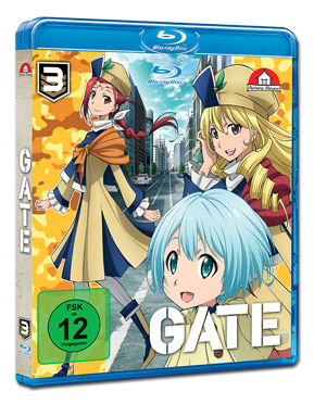 Gate Vol. 3 Blu-ray