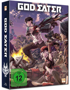 God Eater Vol. 1 (inkl. Schuber) Blu-ray