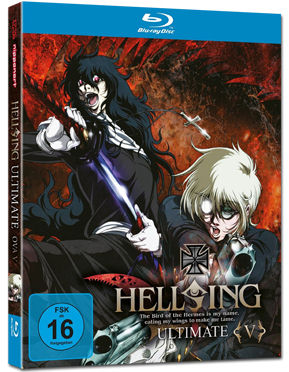 Hellsing Ultimate OVA 05 Blu-ray