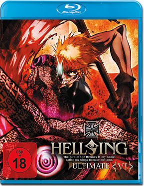 Hellsing Ultimate OVA 06 Blu-ray
