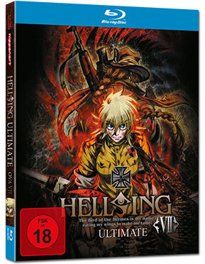 Hellsing Ultimate OVA 07 Blu-ray