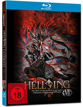 Hellsing Ultimate OVA 08 Blu-ray