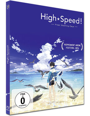High Speed!: Free! Starting Days Blu-ray