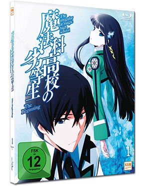 The Irregular at Magic High School Vol. 1 Blu-ray