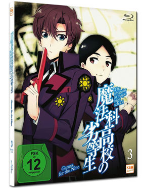 The Irregular at Magic High School Vol. 3 Blu-ray