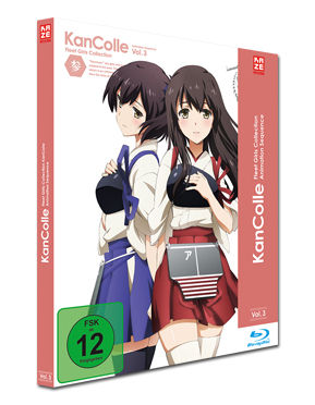 KanColle: Fleet Girls Collection Vol. 3 Blu-ray