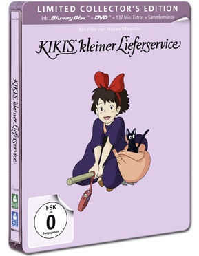 Kikis kleiner Lieferservice - Limited Collector's Edition Blu-ray (2 Discs)