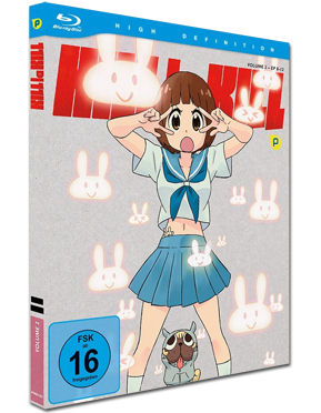 Kill La Kill Vol. 2 Blu-ray