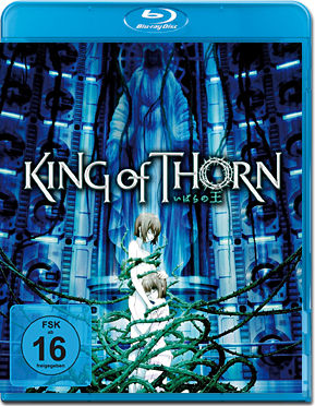 King of Thorn Blu-ray