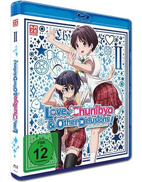 Love, Chunibyo & Other Delusions! Vol. 2 Blu-ray