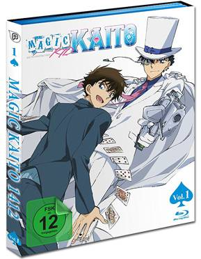 Magic Kaito 1412 Vol. 1 Blu-ray