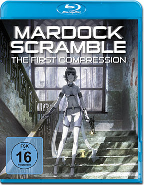 Mardock Scramble: The First Compression Blu-ray